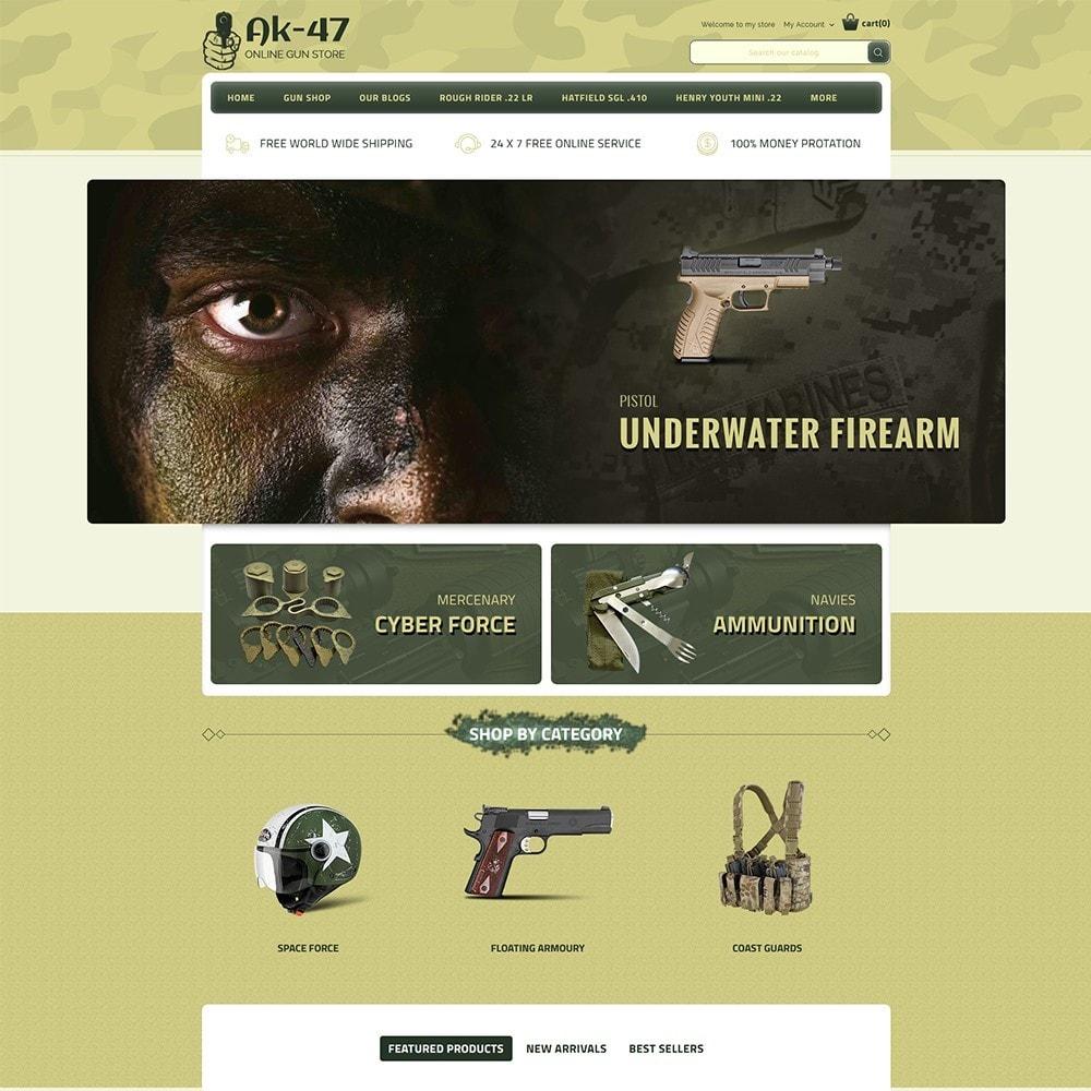 AK47 Gun & Tools Store