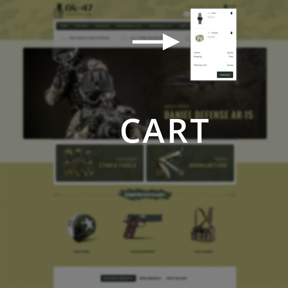 theme - Авто и Мото - AK47 Gun & Tools Store - 12
