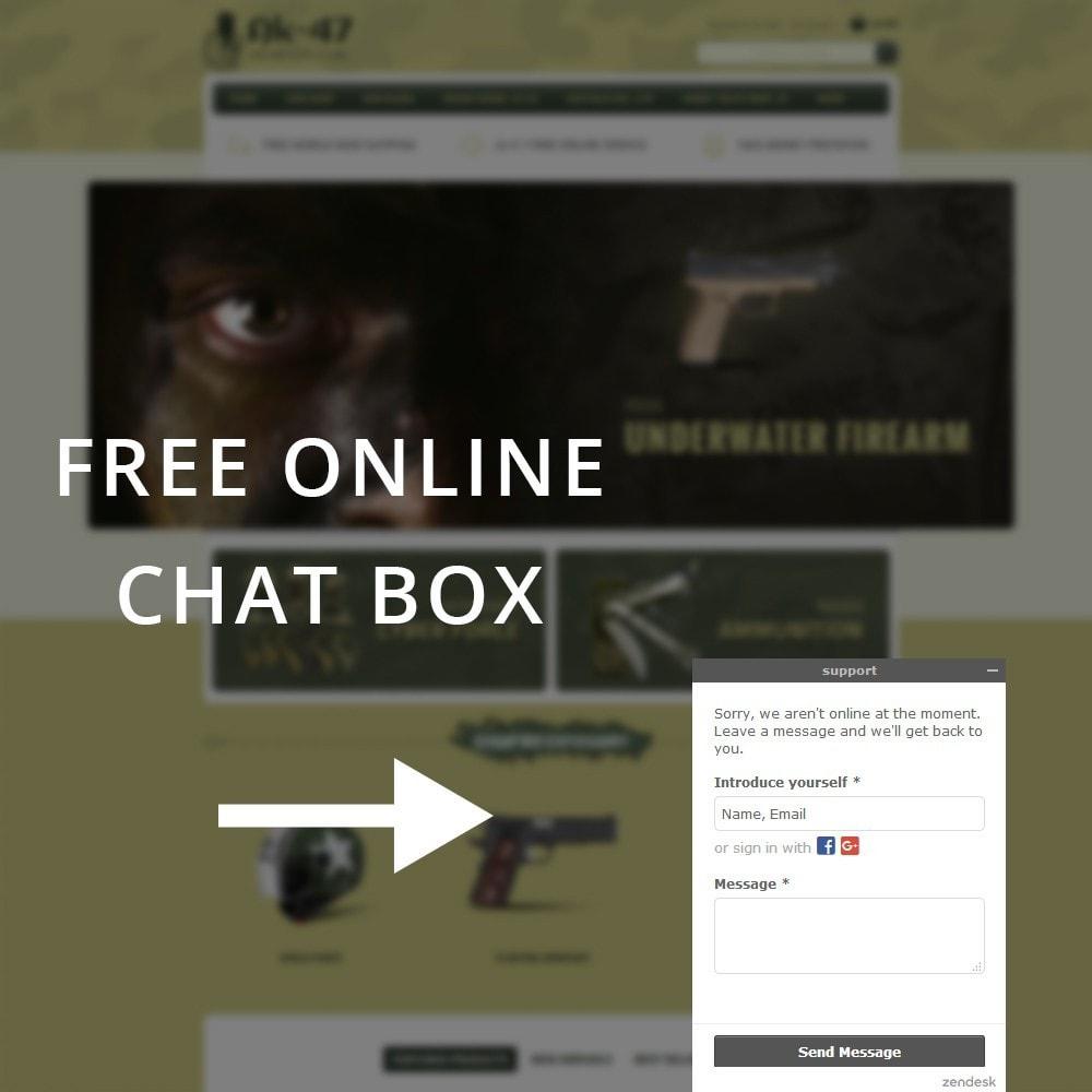 theme - Авто и Мото - AK47 Gun & Tools Store - 13