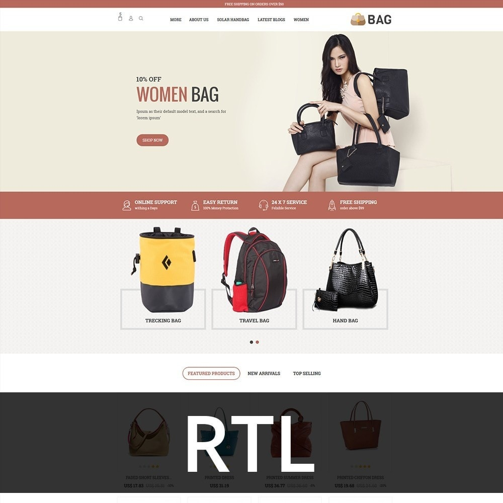 theme - Mode & Schoenen - Bag Leather Market - 3