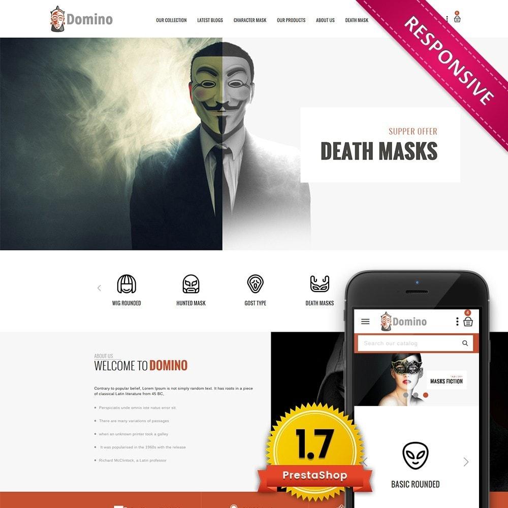 Domino Mask Store