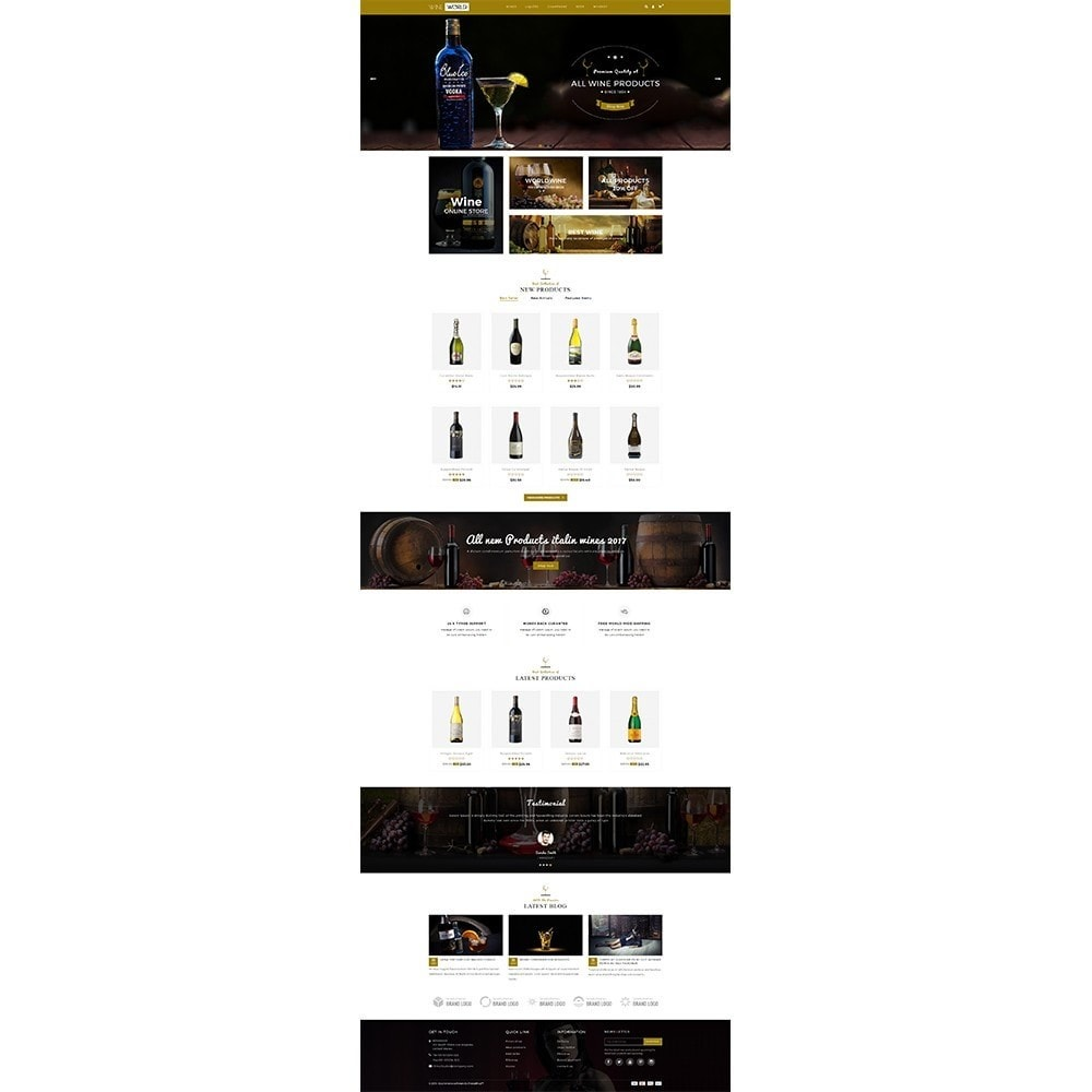 theme - Bebidas & Tabaco - WineWorld Store - 2