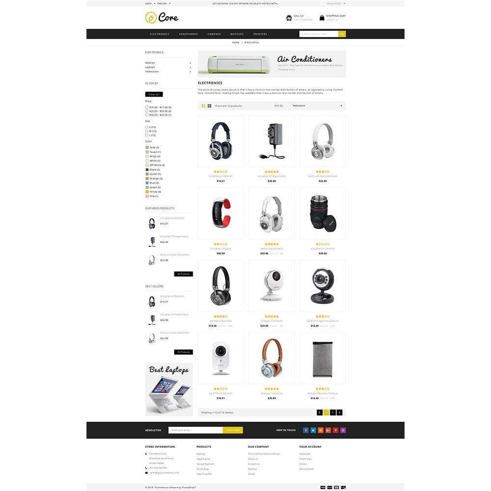 Core Electronics Store