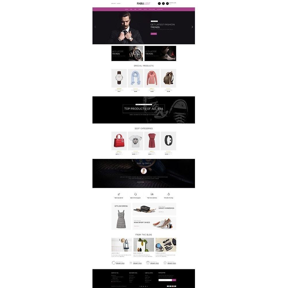 theme - Mode & Schuhe - Fabulest Store - 2