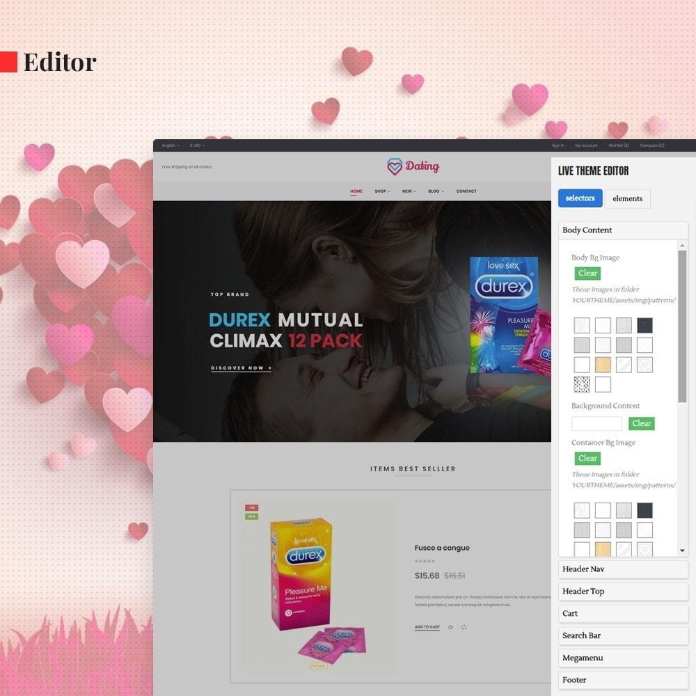 theme - Подарки, Цветы и праздничные товары - Ap Dating - 5