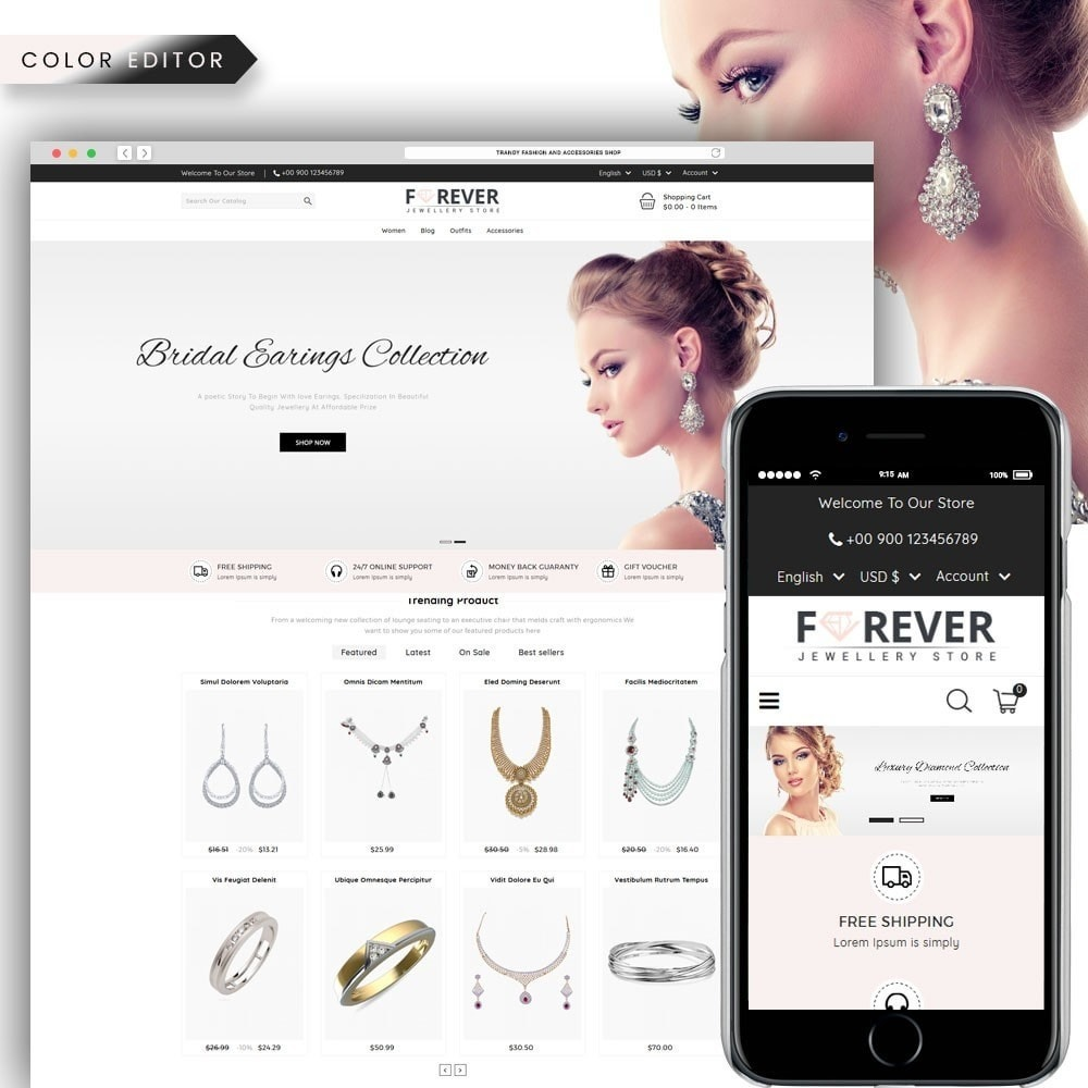 theme - Jewelry & Accessories - Forever Jewellery - 1