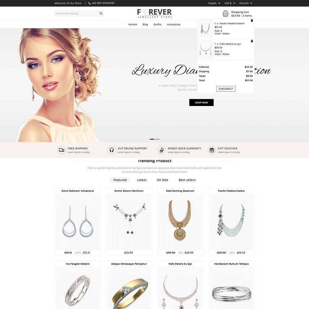 theme - Bellezza & Gioielli - Forever Jewellery - 2