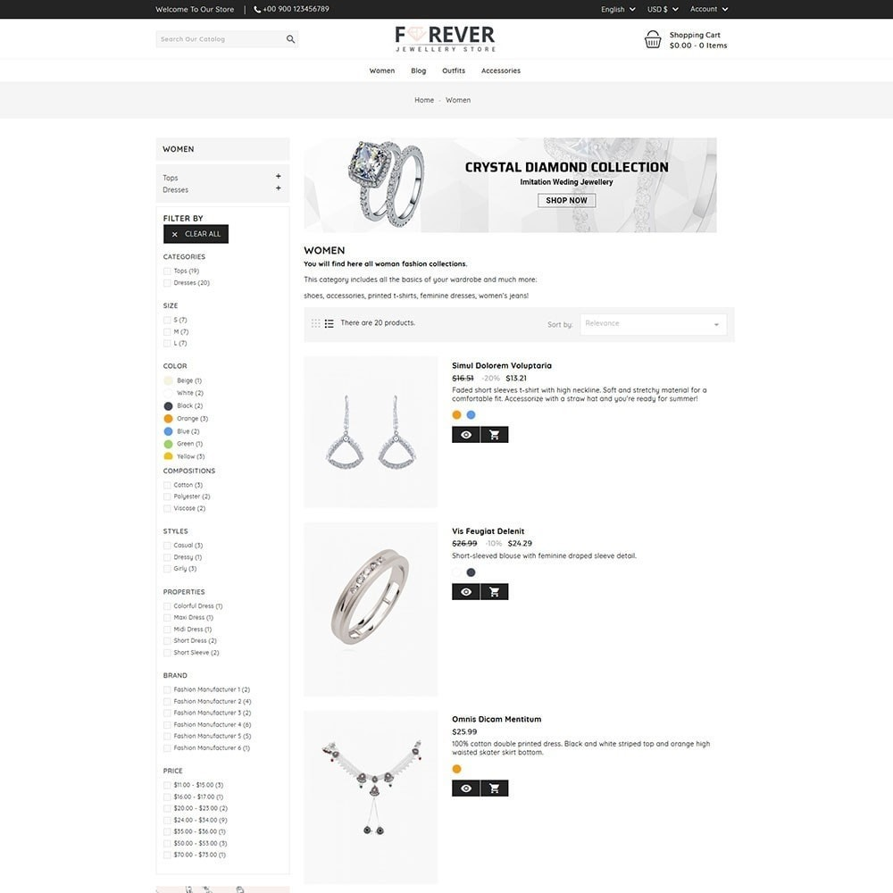 theme - Bijoux & Accessoires - Forever Jewellery - 5
