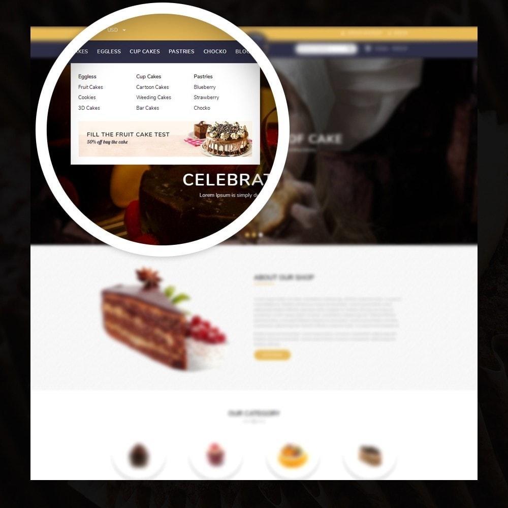 theme - Cadeaus, Bloemen & Gelegenheden - Cake Shop - Bakery store - 8
