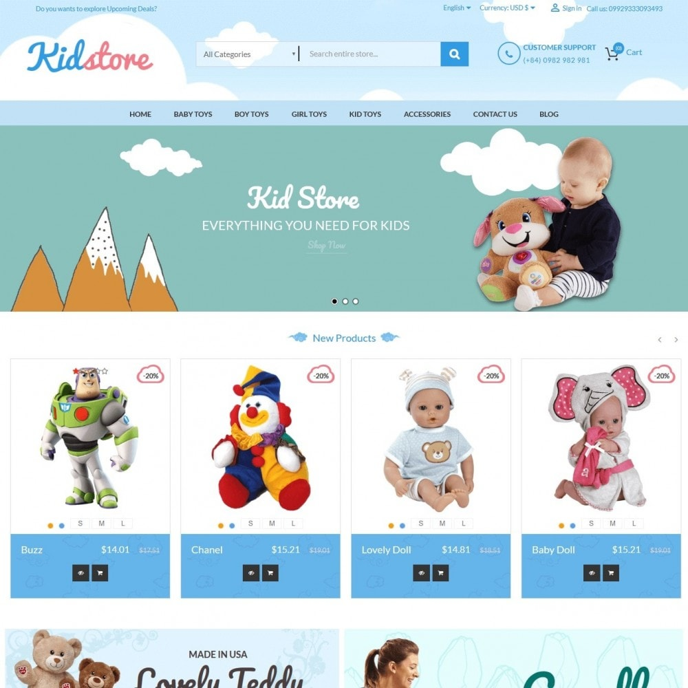 Baby - Kids & Children Store