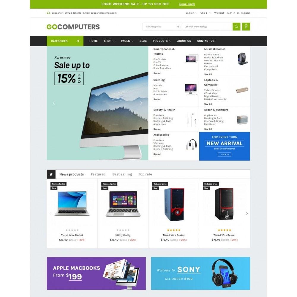 Electronics & Computers - Gomarket