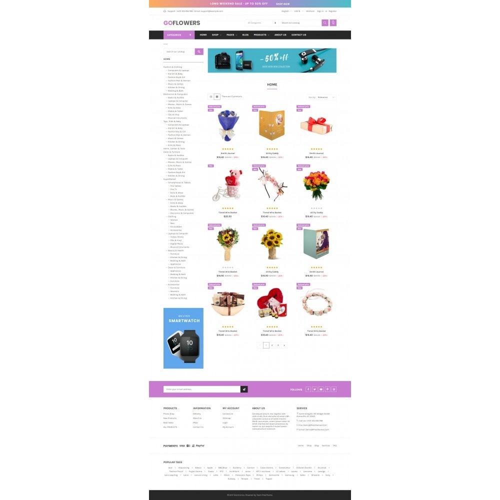 theme - Regalos, Flores y Celebraciones - Gifts, Flowers & Celebrations - Gomarket - 2
