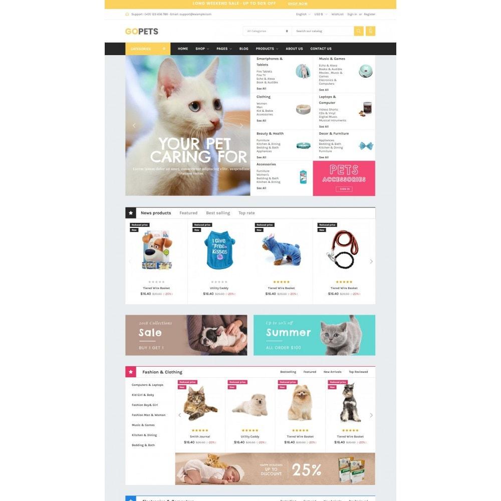 Animals & Pets - Gomarket