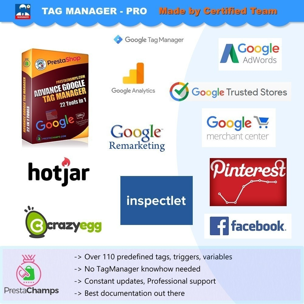 module - Analysen & Statistiken - Advanced Google Tag Manager - PRO - 15