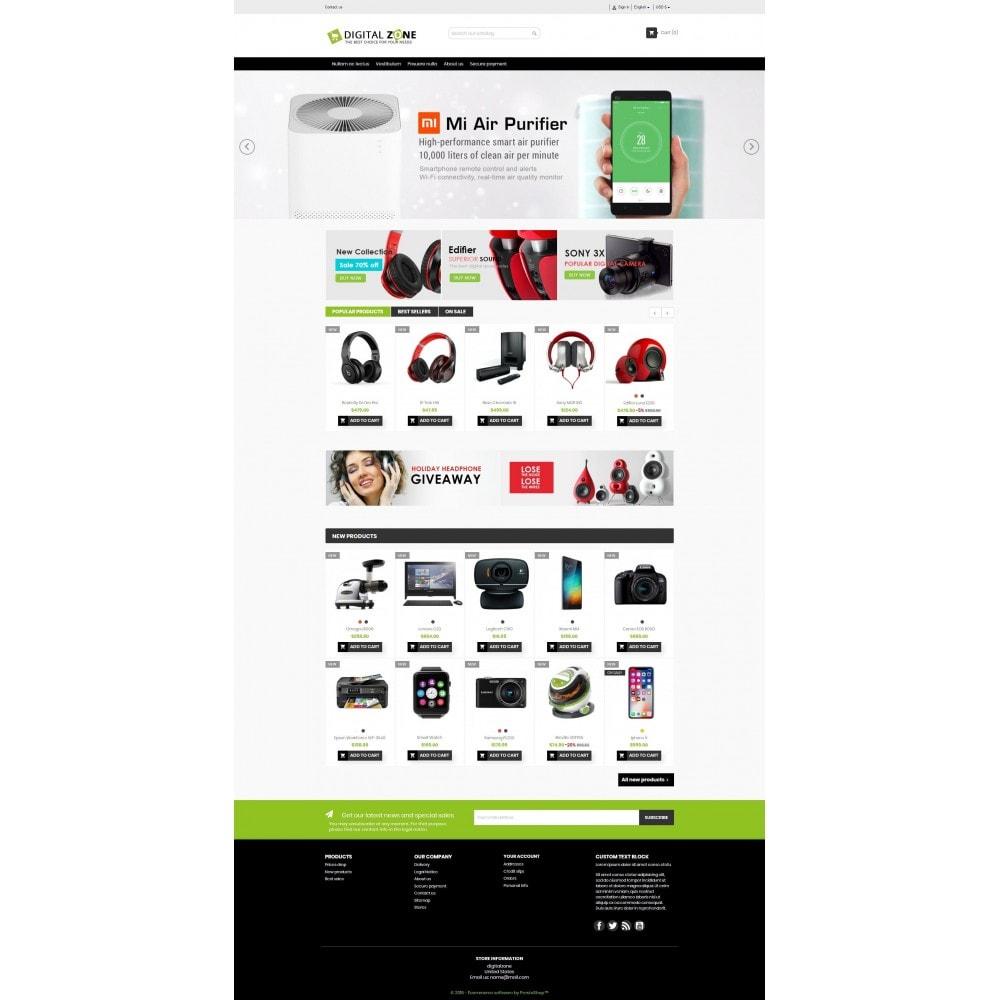 theme - Electrónica e High Tech - Digitalzone Multi-purpose HTML5 - 13
