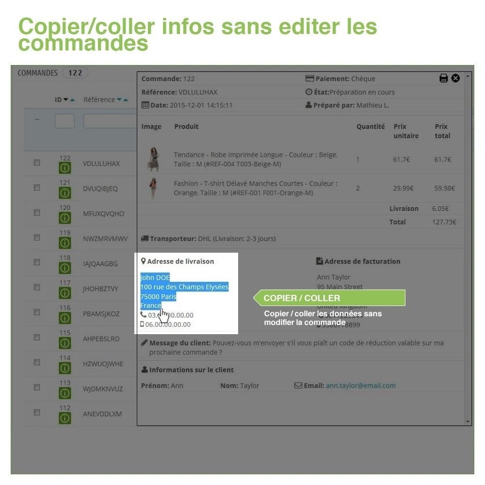 bundle - Edition rapide & Edition de masse - Gain de Temps - Edition Rapide / de Masse - 3 Modules - 5