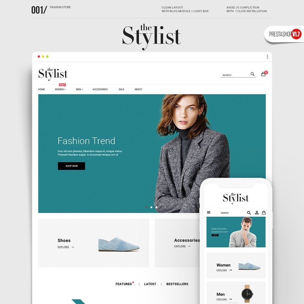 TheStylist - Fashion