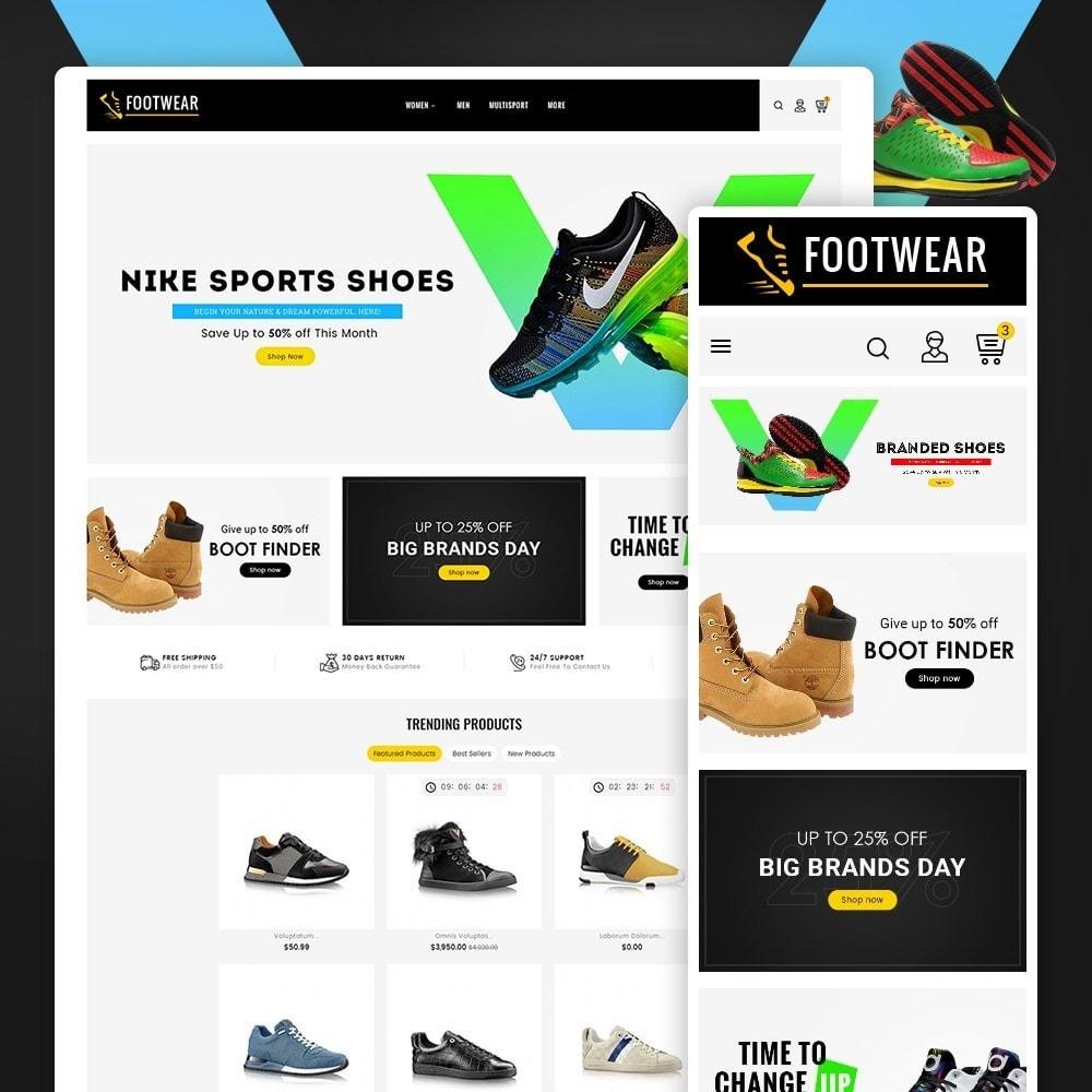 theme - Sports, Activities & Travel - Sports & Footwear - 1