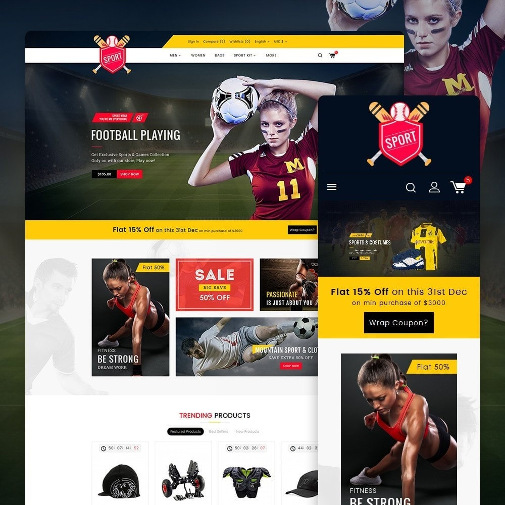 theme - Sport, Aktivitäten & Reise - Sports Equipment - 1