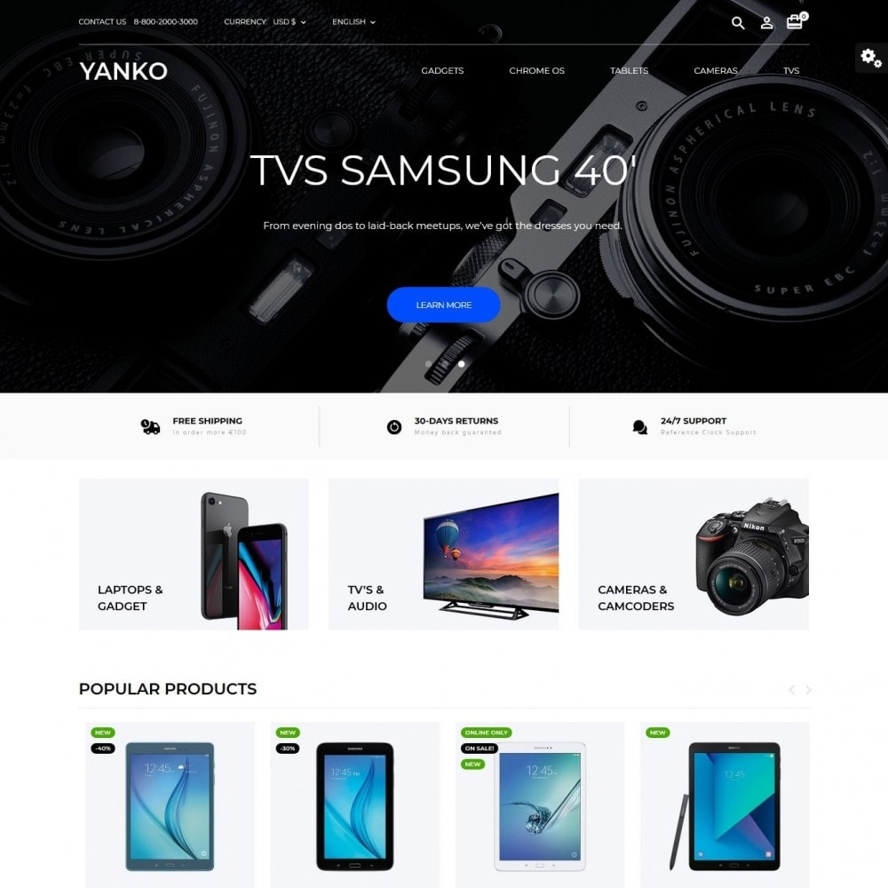 Yanko - High-tech Shop
