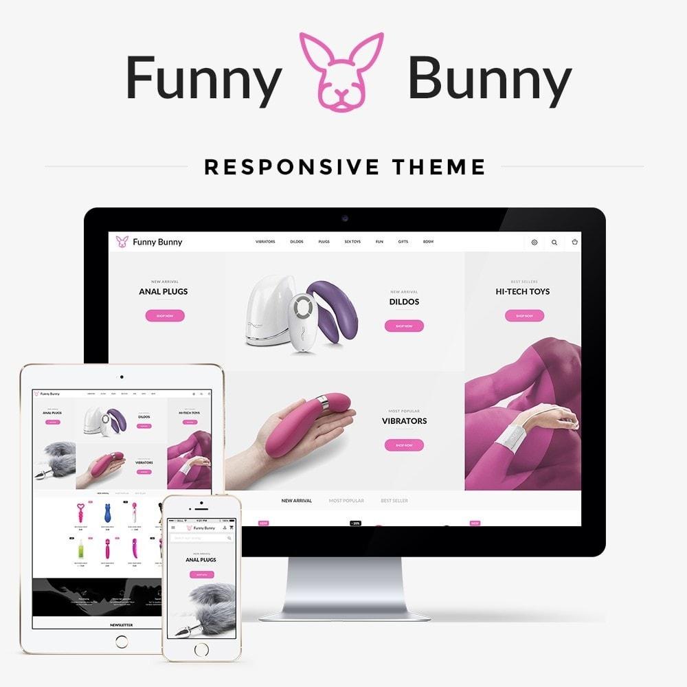Funny Bunny - Sex Shop