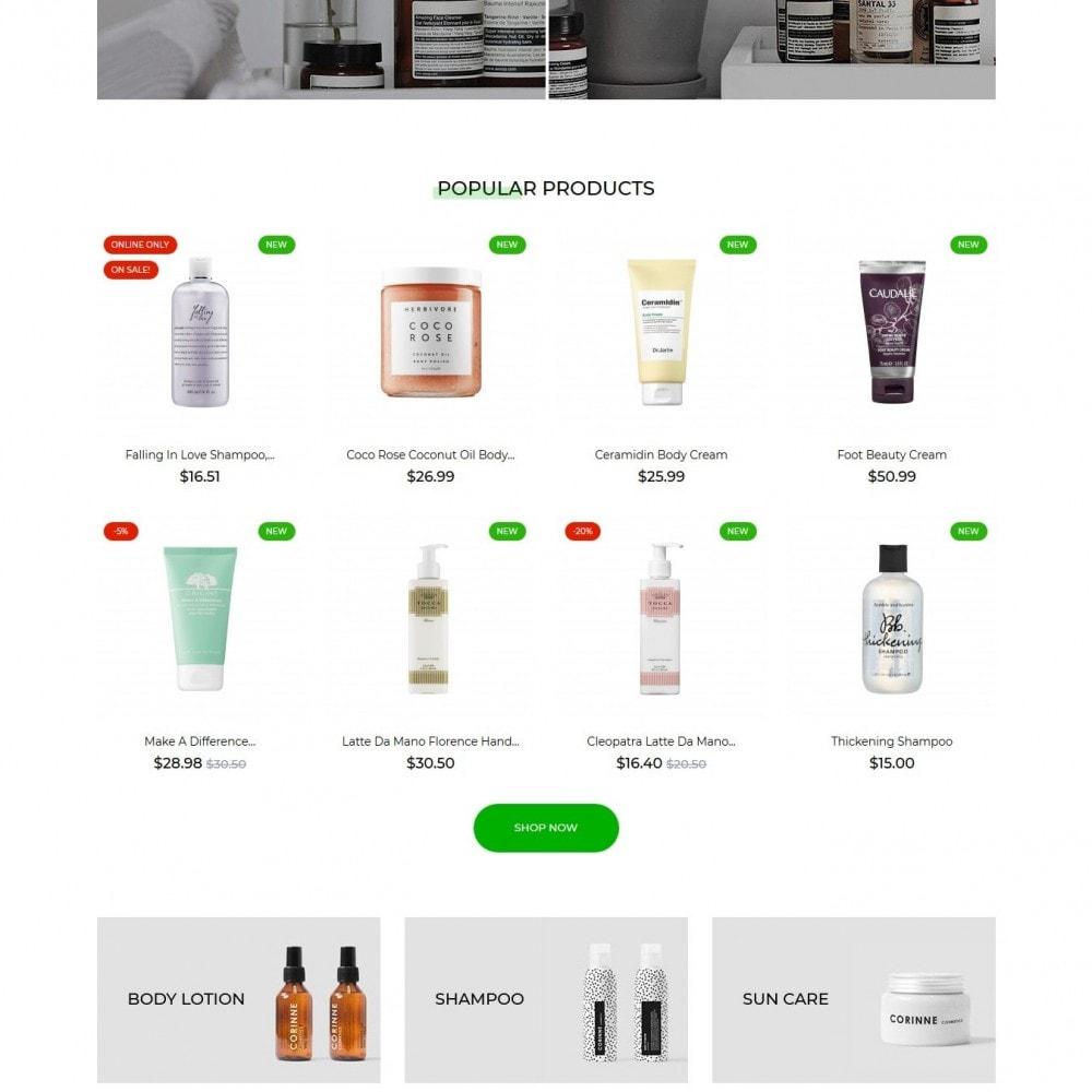 theme - Zdrowie & Uroda - Vincentia Cosmetics - 3