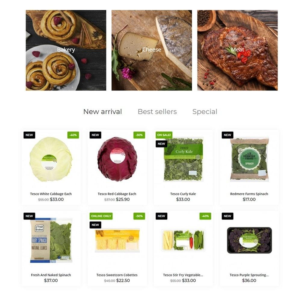 theme - Продовольствие и рестораны - Tortilla - 3