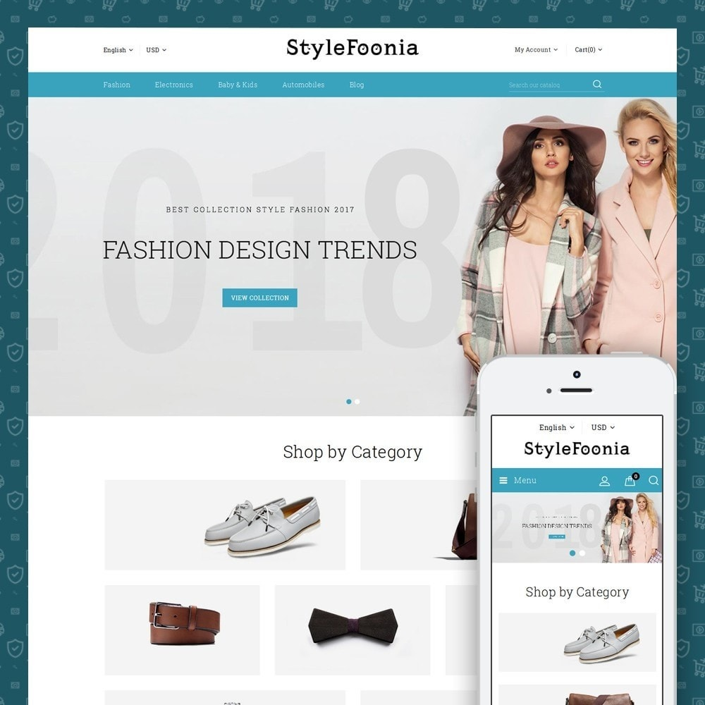 Style Foonia - Fashion Store