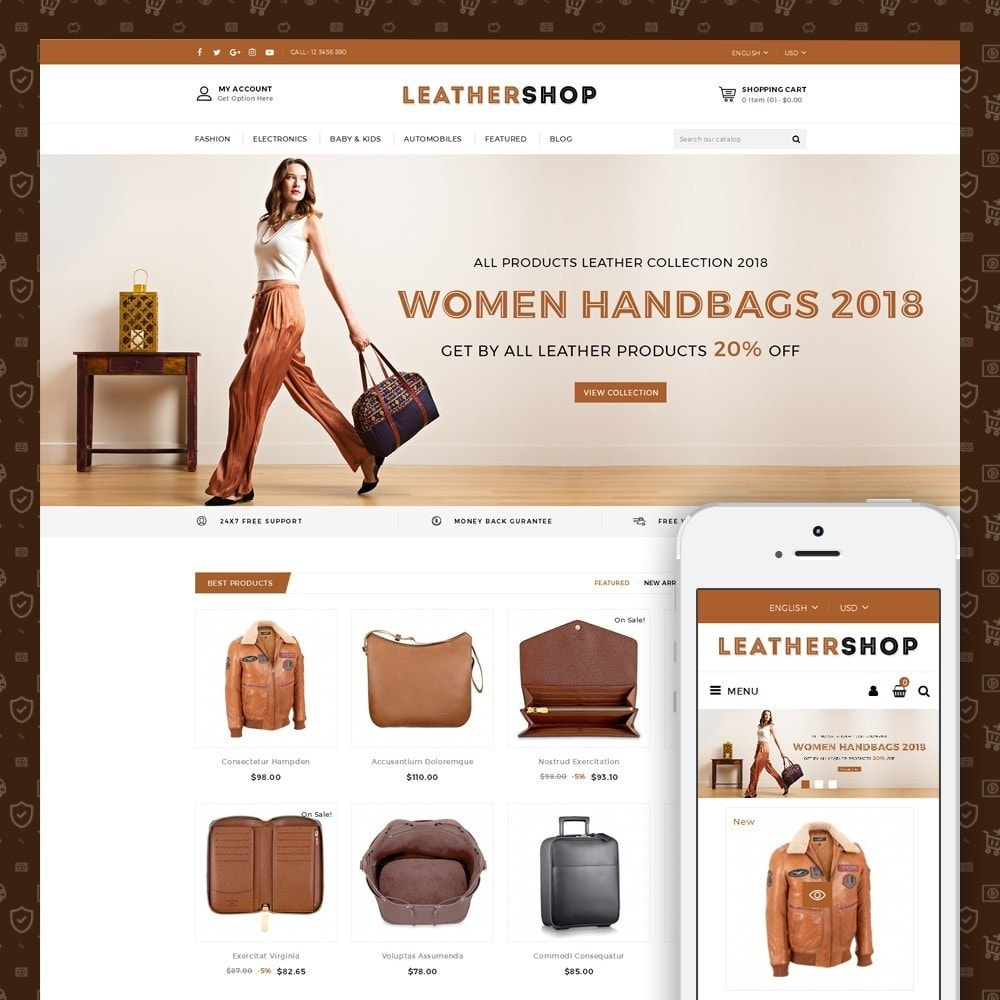 Leather Shop