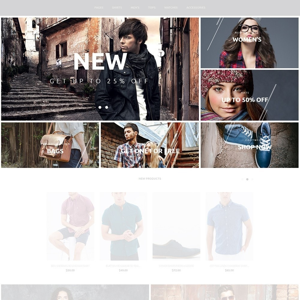 theme - Moda & Calzature - Appario - 4
