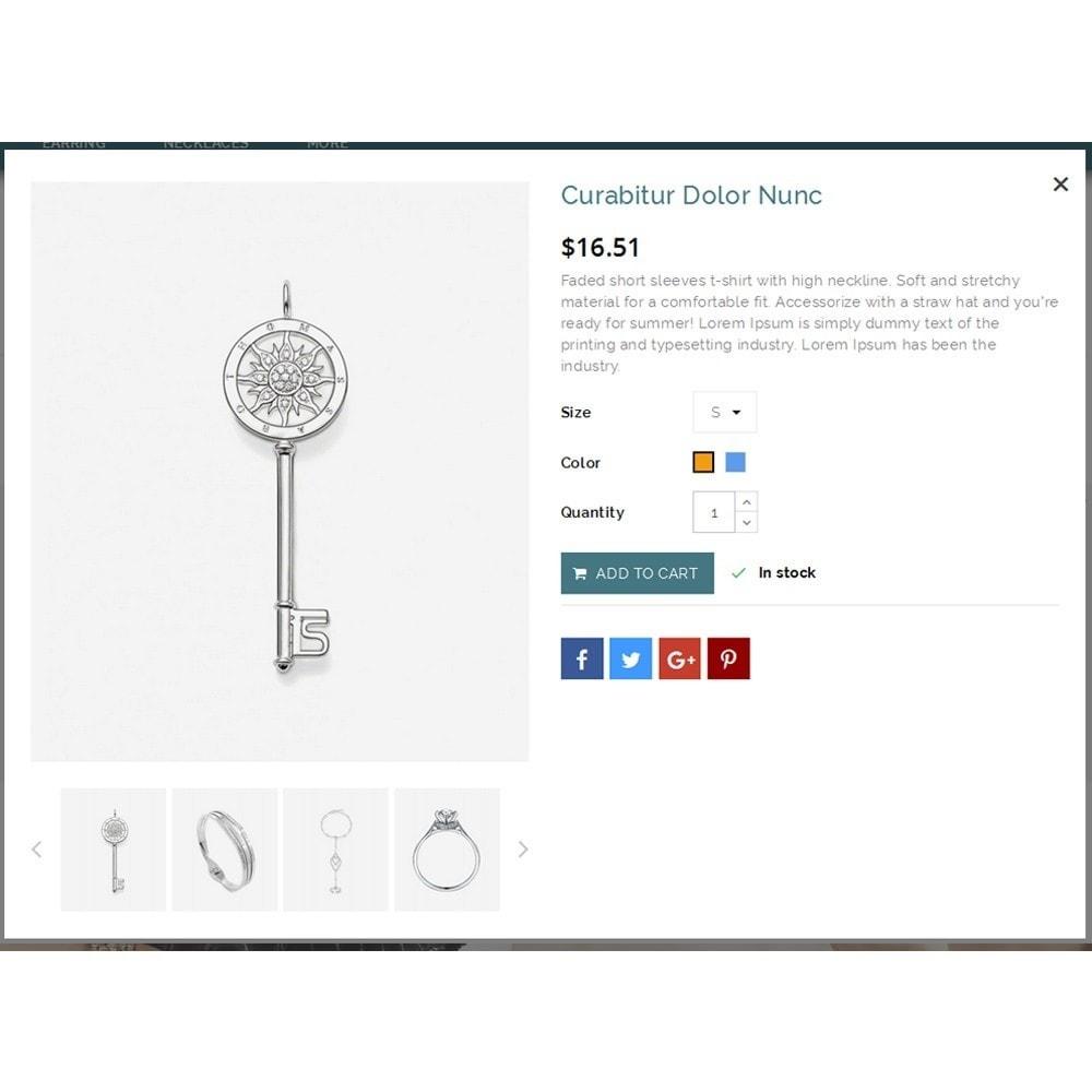 theme - Biżuteria & Akcesoria - Homeaway Jewelry Store - 6