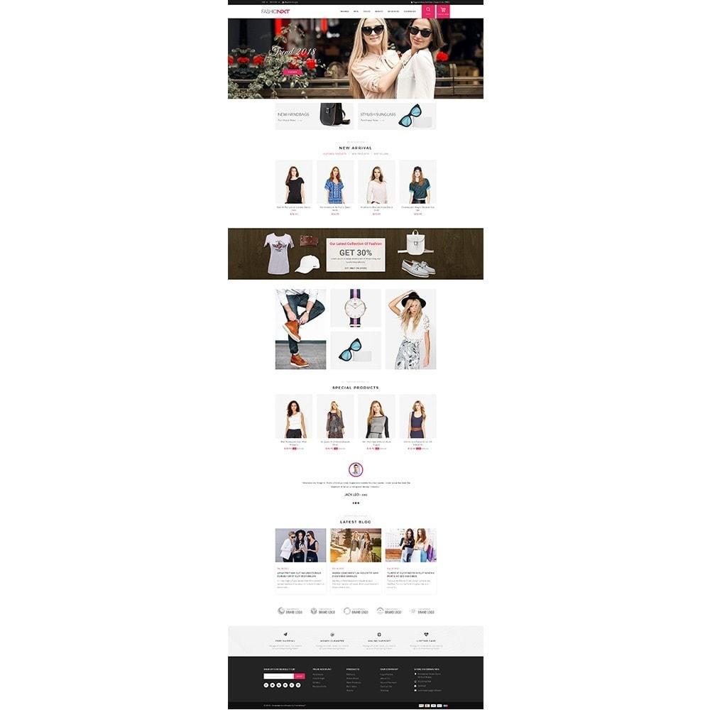 theme - Мода и обувь - Fashionxt Store - 2