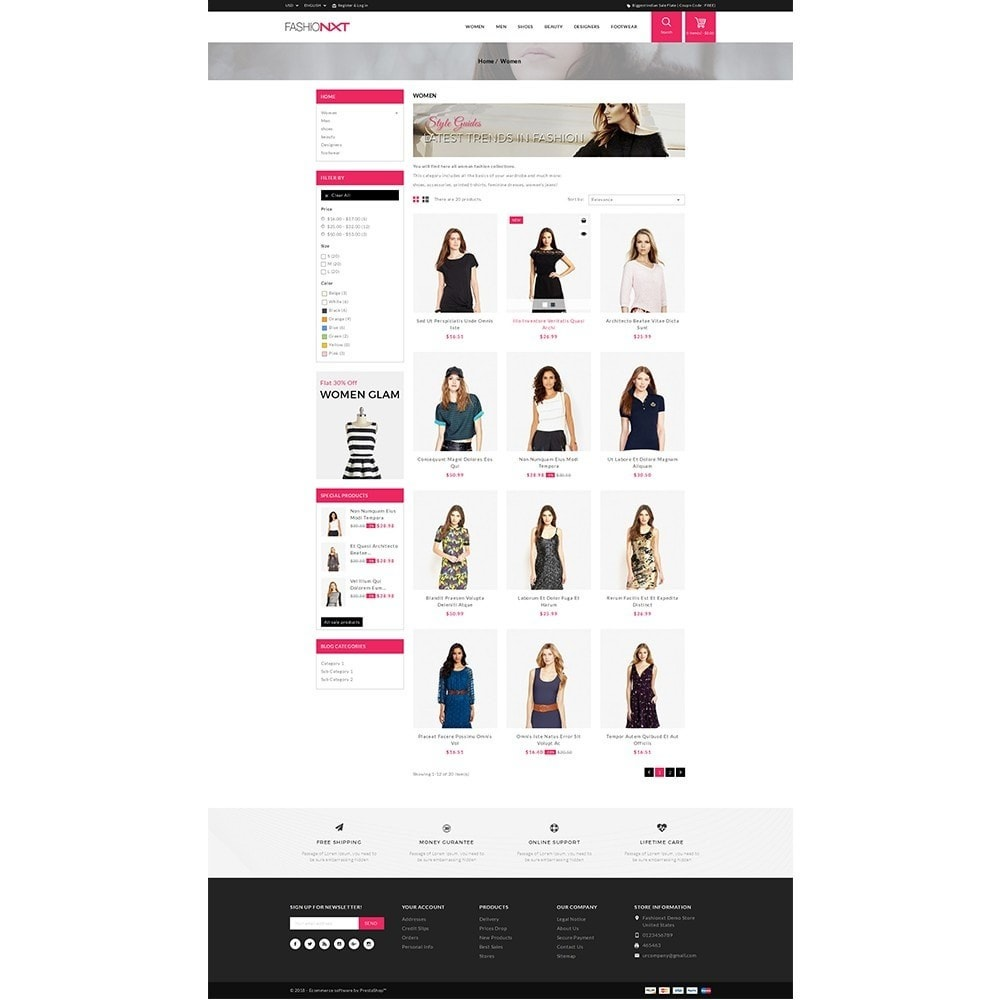 Fashionxt Store