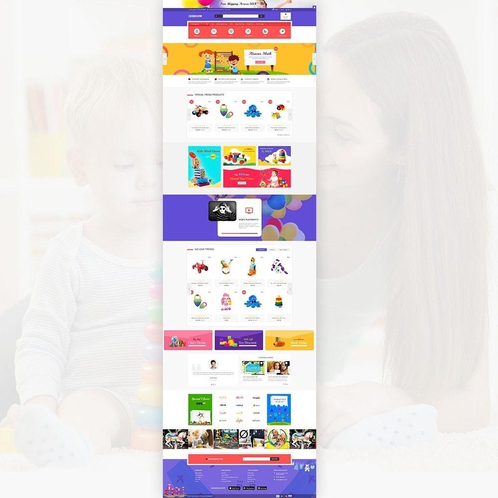 theme - Enfants & Jouets - Kidz Core - Children Kids Toy Super Store - 2