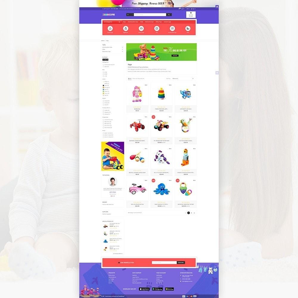 theme - Enfants & Jouets - Kidz Core - Children Kids Toy Super Store - 3