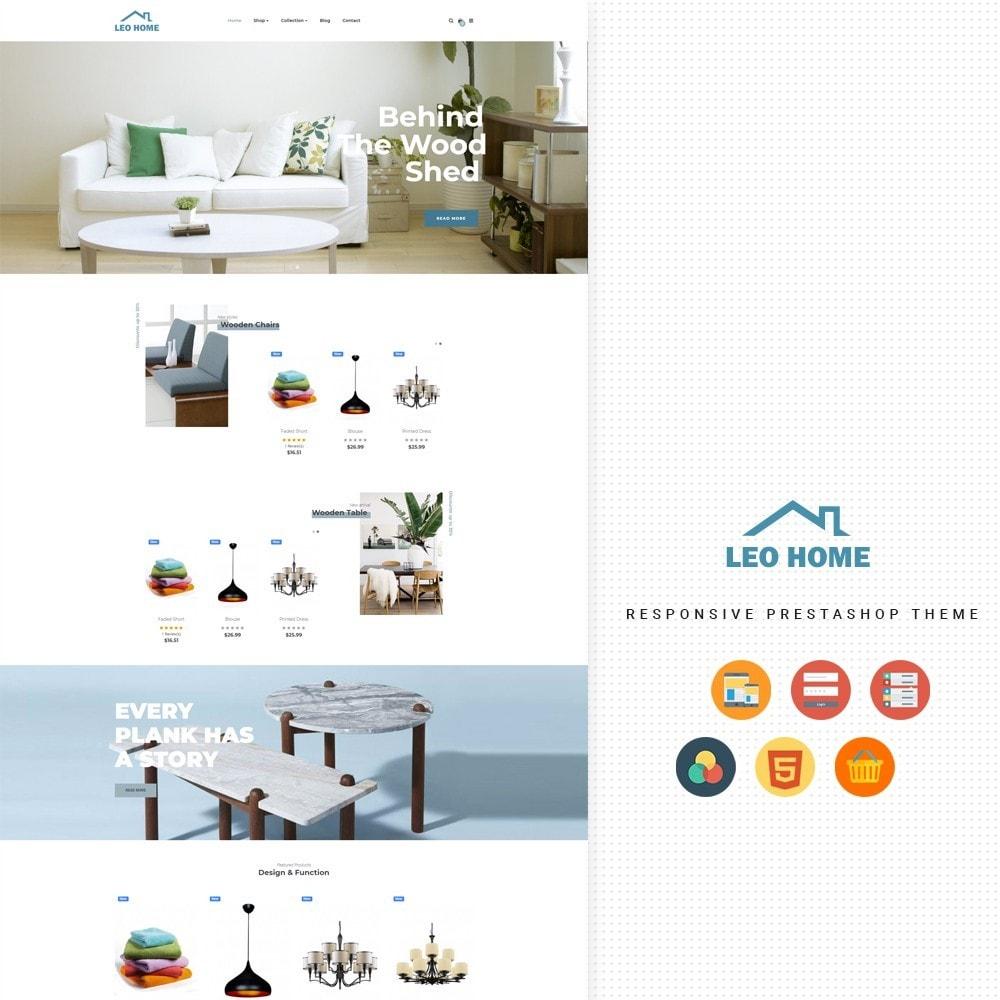 theme - Huis & Buitenleven - Leo Home - 1