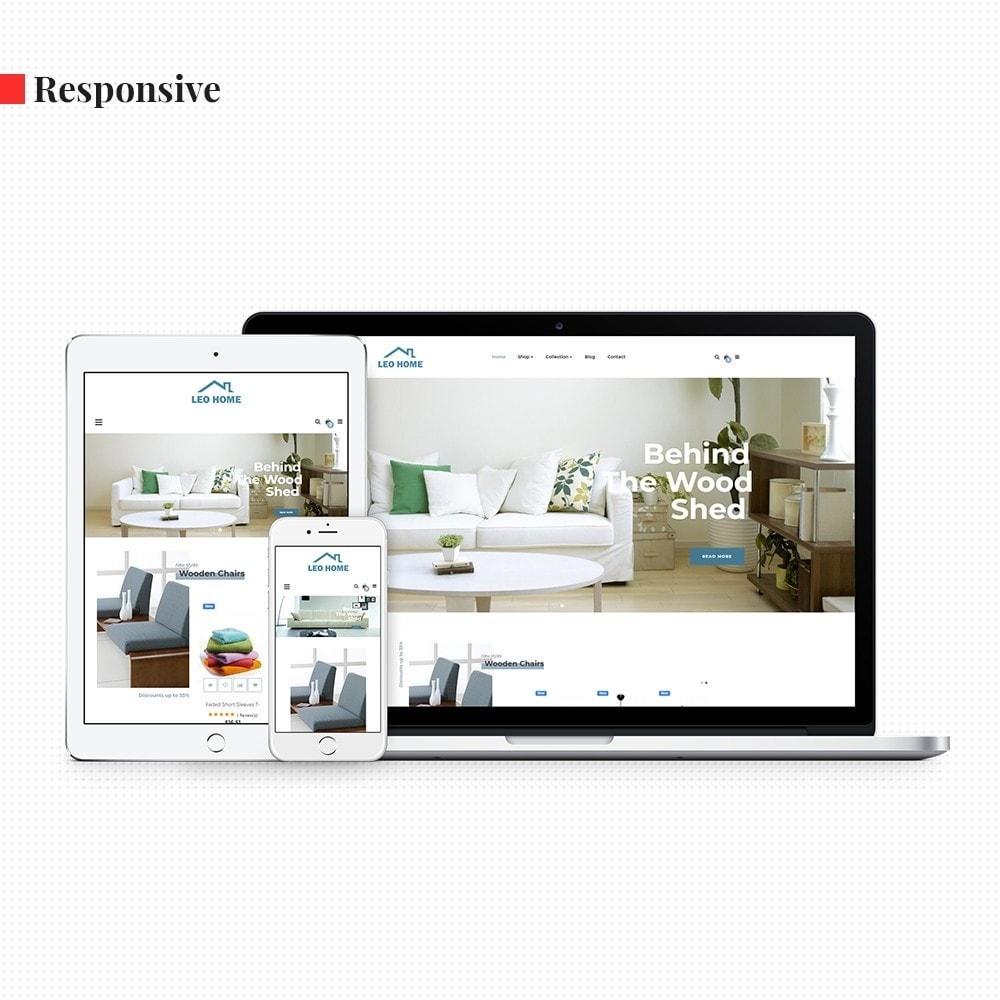 theme - Huis & Buitenleven - Leo Home - 2