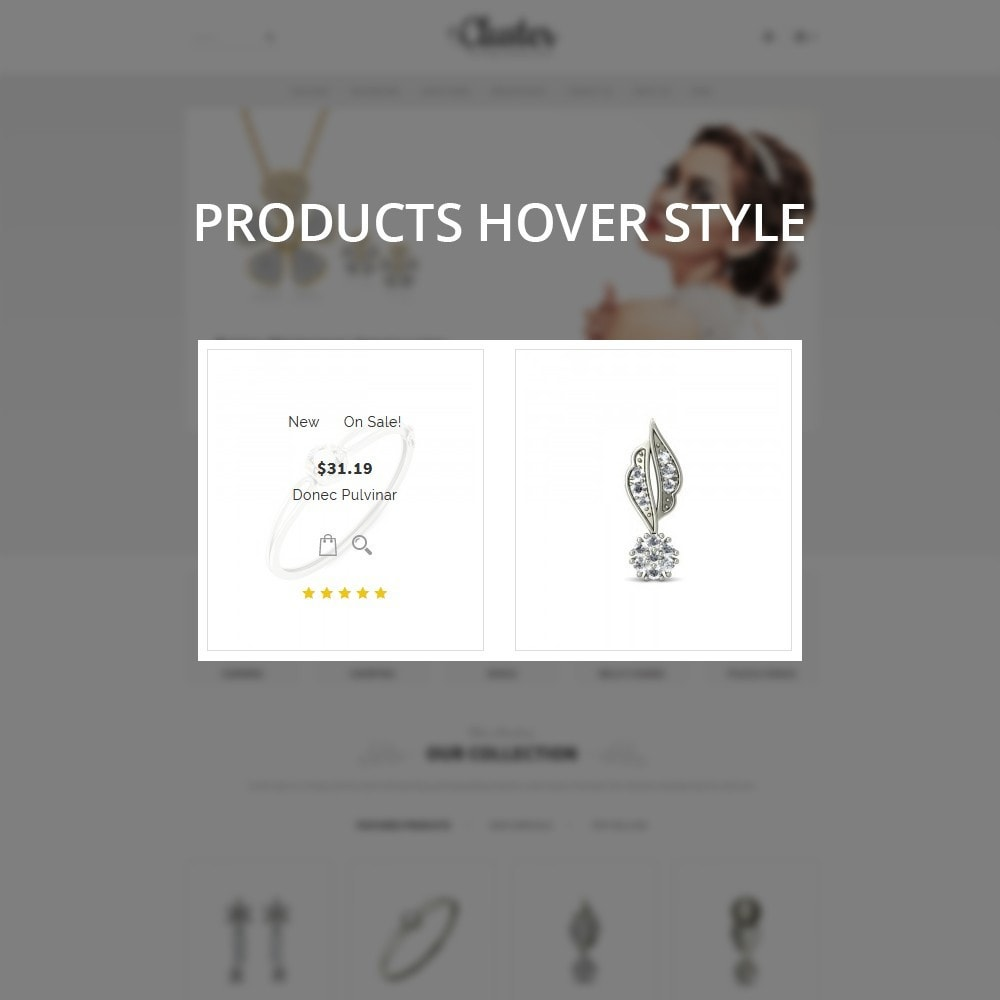 theme - Jewelry & Accessories - Cluster Jewellery Store - 11