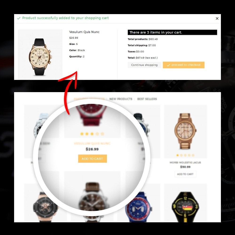 theme - Gifts, Flowers & Celebrations - MaxWatch - Watch store - 5