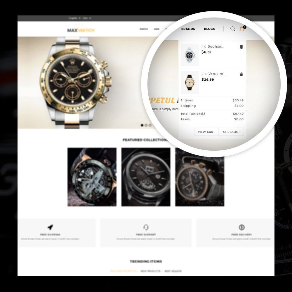 theme - Regali, Fiori & Feste - MaxWatch - Watch store - 6