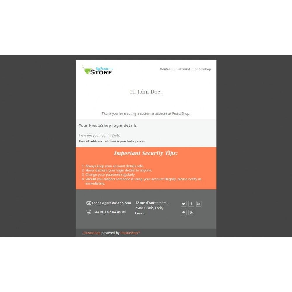 shoppy Multipurpose Email template
