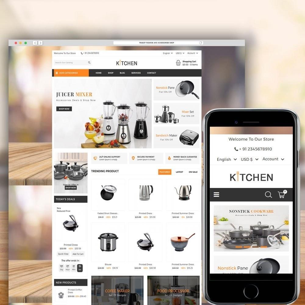 theme - Casa & Giardino - Kitchen Store - 1