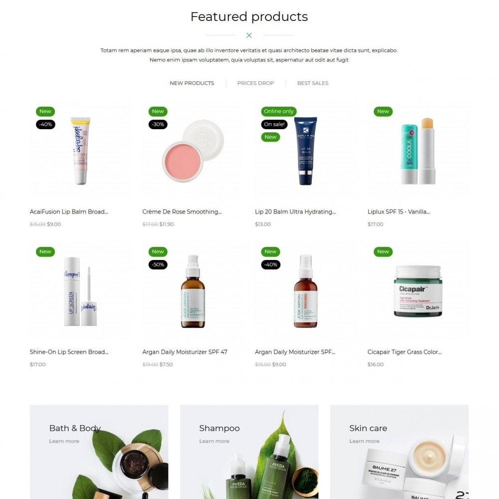 theme - Salute & Bellezza - Salient Cosmetics - 3