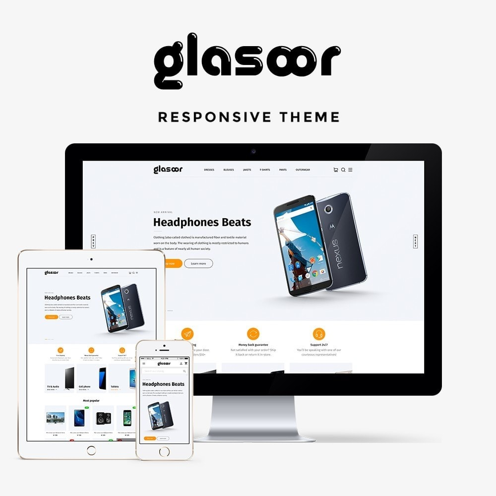 Glasoor - High-tech Shop