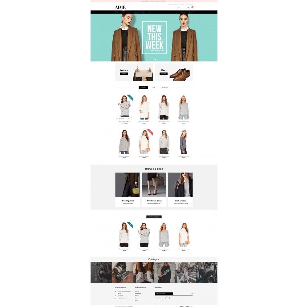 theme - Moda & Calzature - Aime Fashion - 2