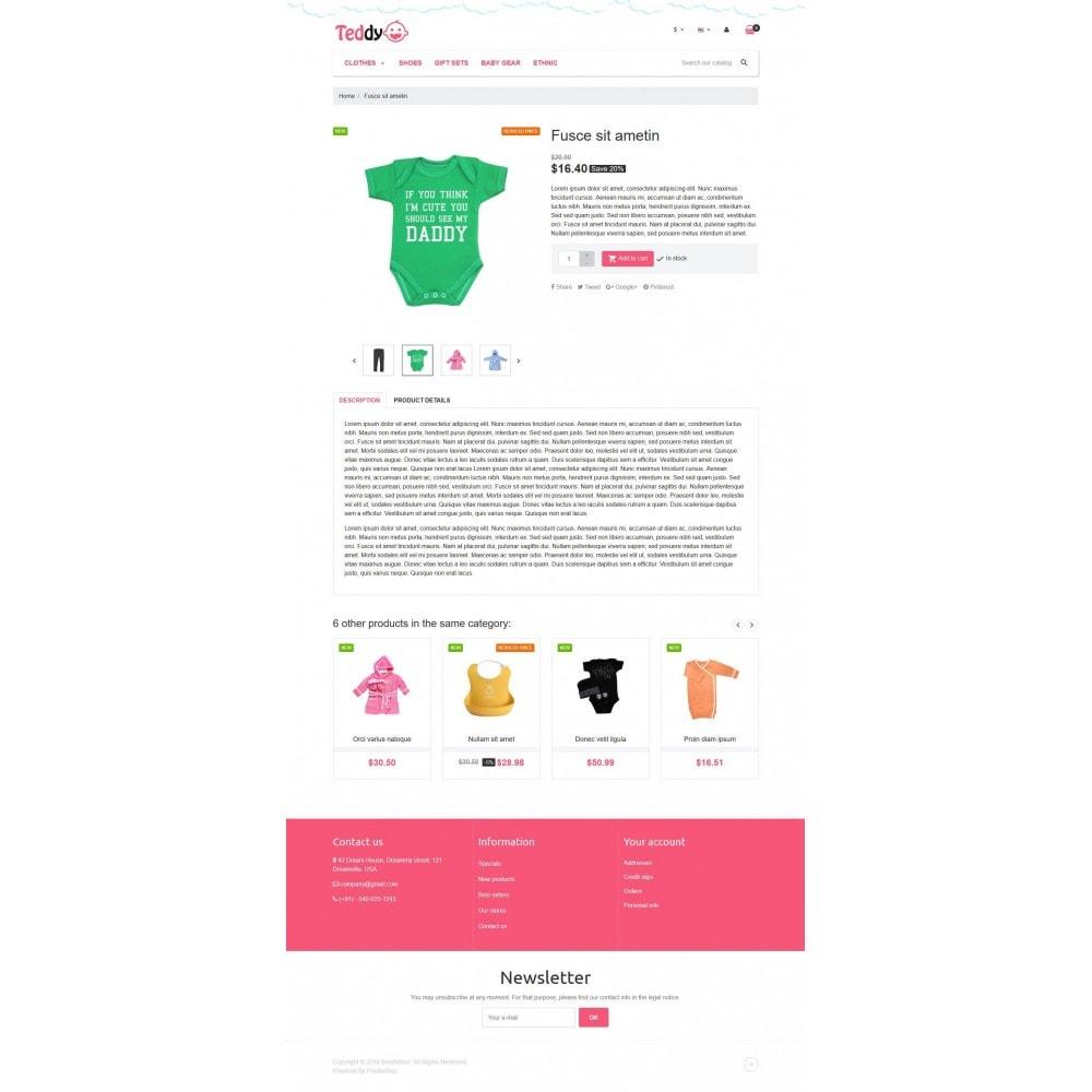 theme - Zabawki & Artykuły dziecięce - VP_Teddy Store - 4