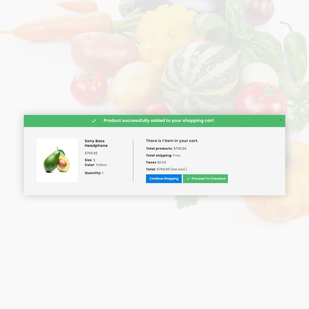 theme - Lebensmittel & Restaurants - Orangic – Fresh Green Foods Super Store - 12
