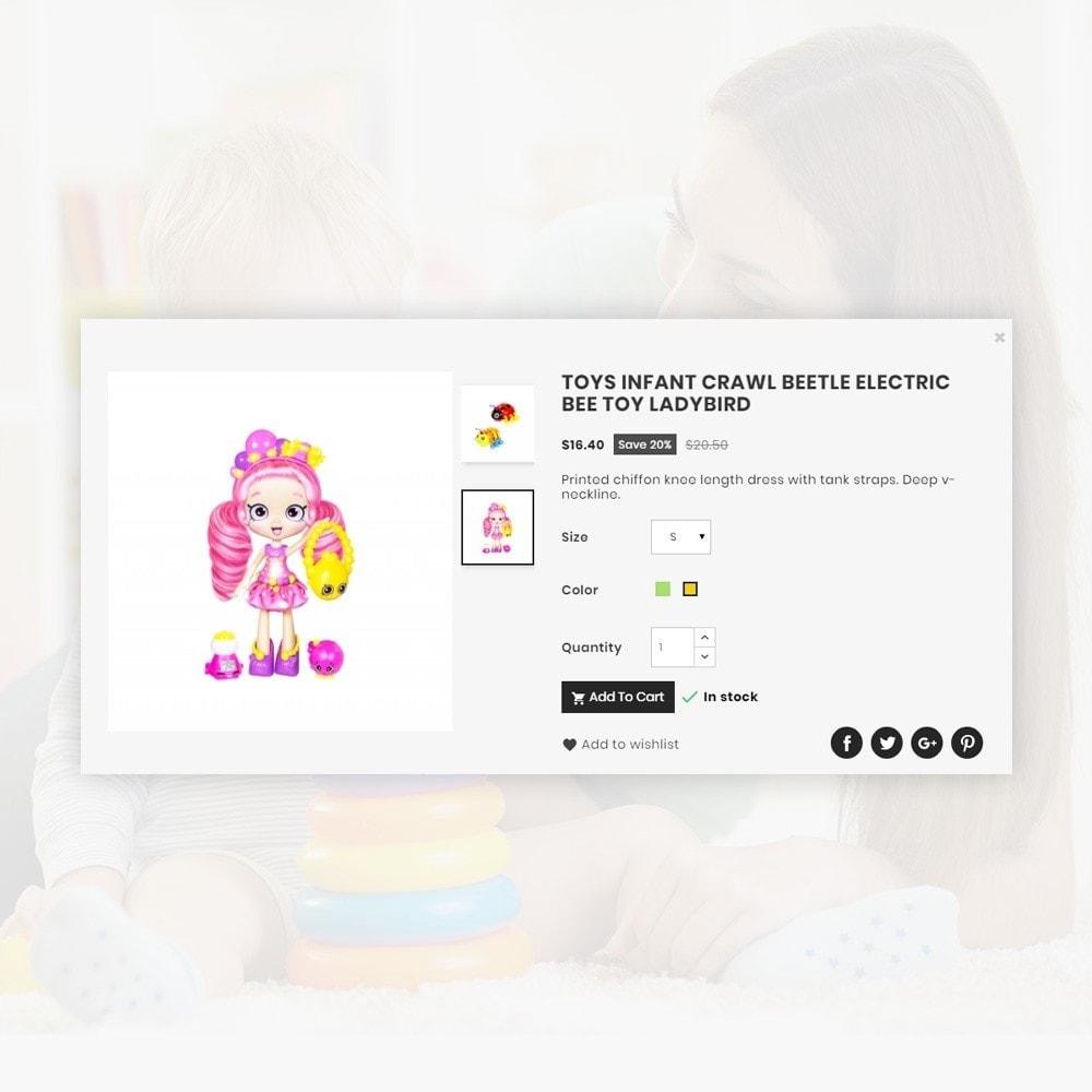 theme - Enfants & Jouets - Kidz Core - Children Kids Toy Super Store - 12