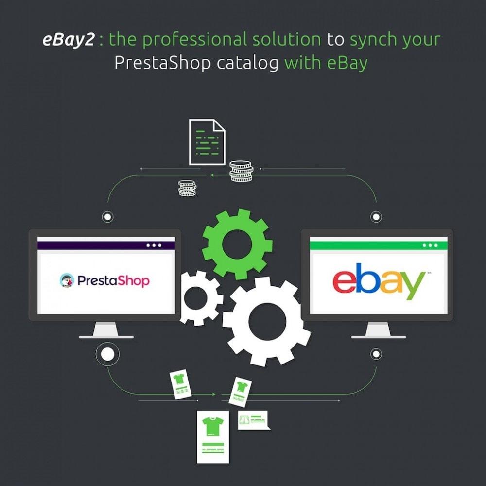 module - Platforma handlowa (marketplace) - Ebay 2.0 Marketplace - 3