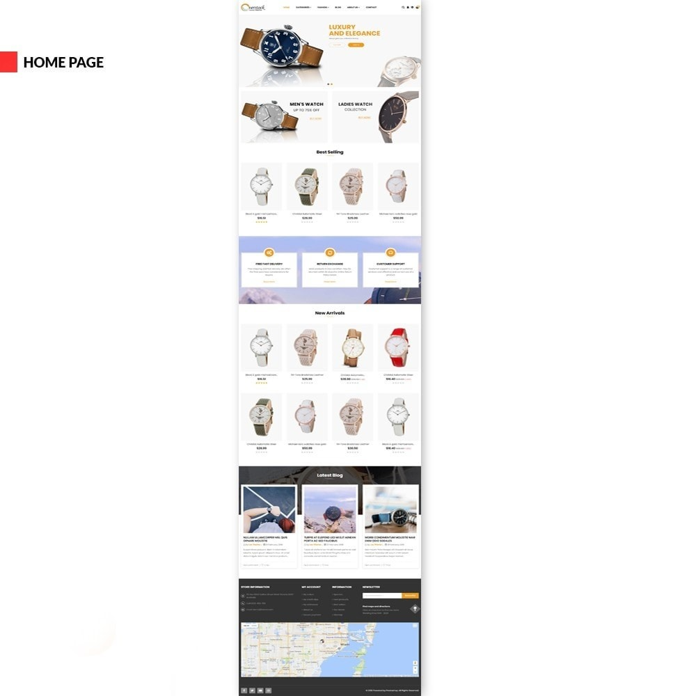 theme - Jewelry & Accessories - Overstock fashion watches - 2